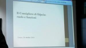 Agenzia delle Entrate di Lecce: presentazione del Consigliere di Fiducia.