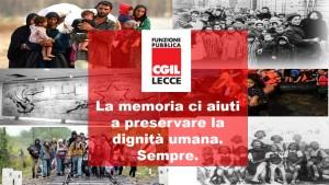 27 GENNAIO 2016 – GIORNATA DELLA MEMORIA